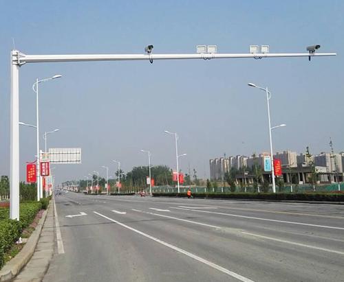 郑州监控杆