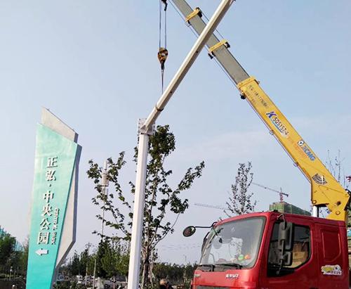 郑州监控立杆厂家