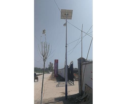美丽乡村6米太阳能路灯